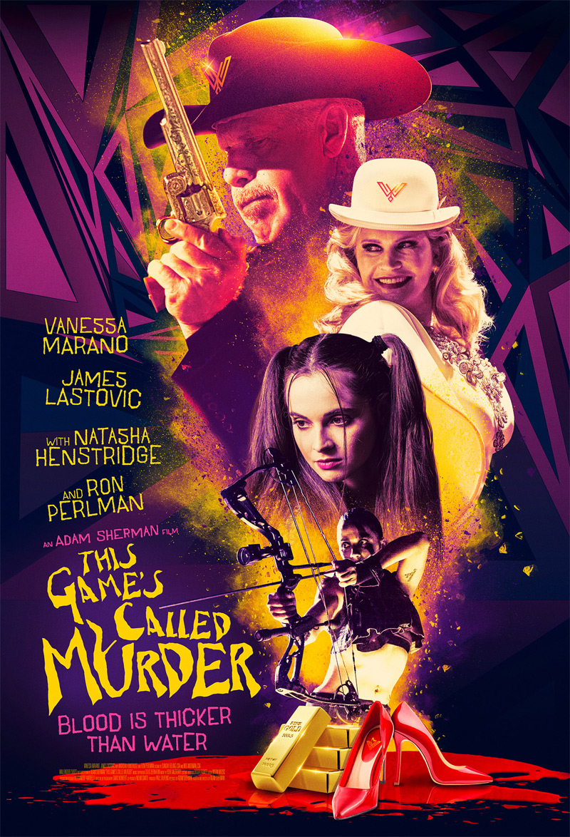 This Game's Called Murder Poster