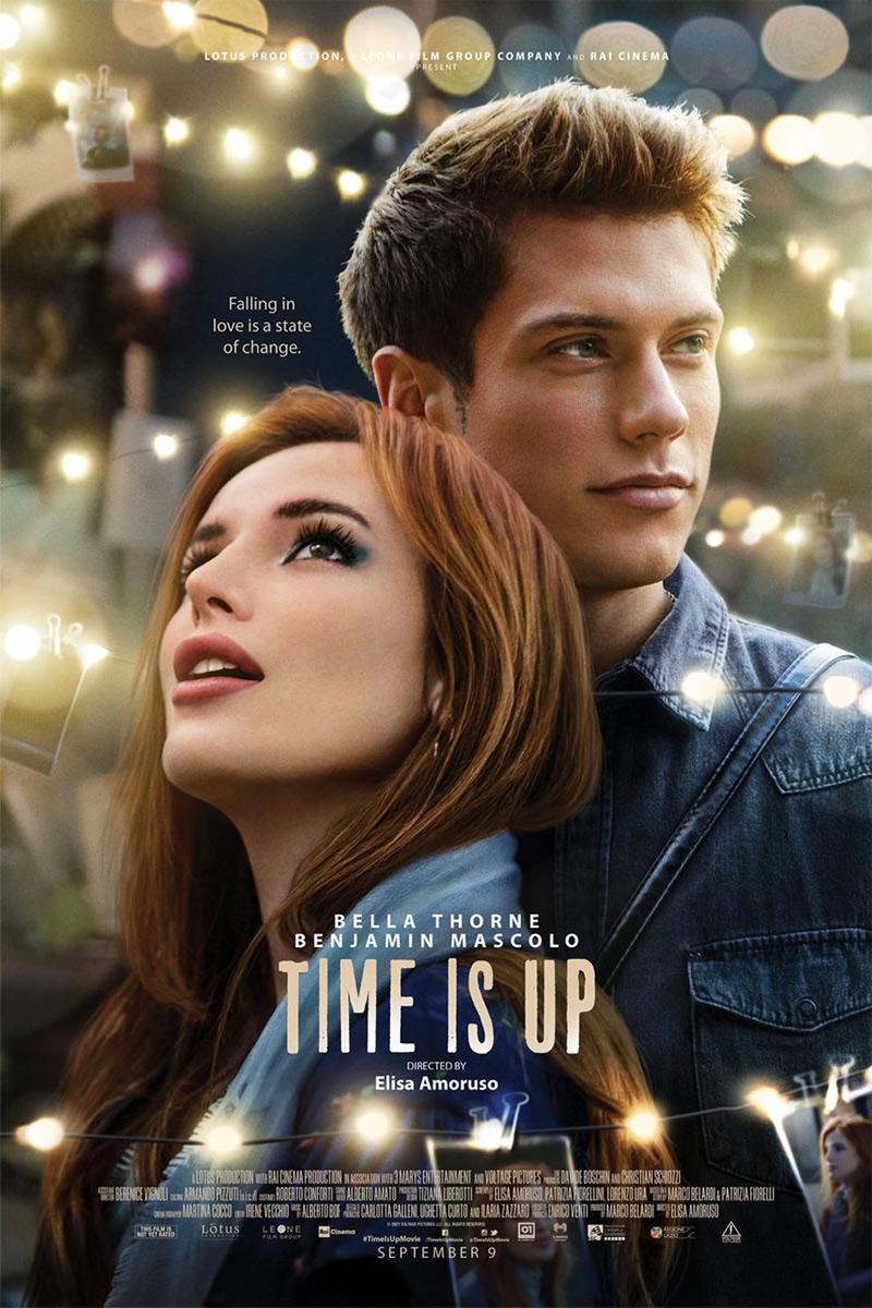 Time Is Up Poster