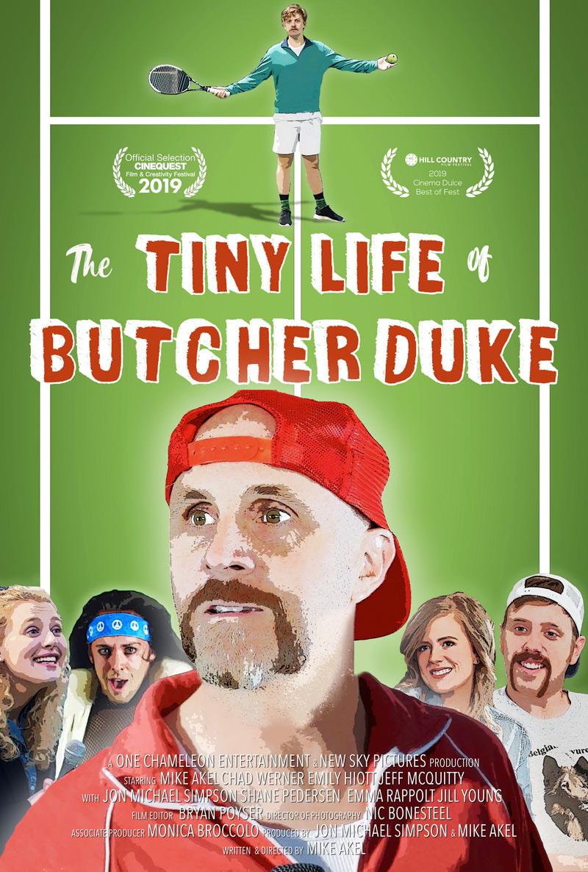 The Tiny Life of Butcher Duke Poster