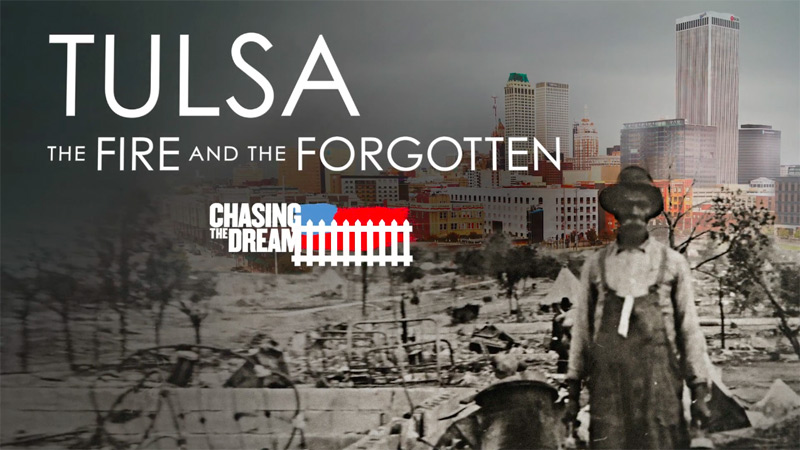 Tulsa: The Fire and the Forgotten Film