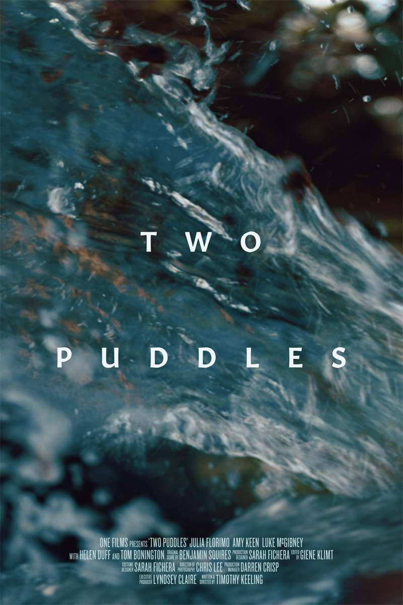 Two Puddles Poster