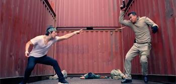 Undercover Punch & Gun Trailer