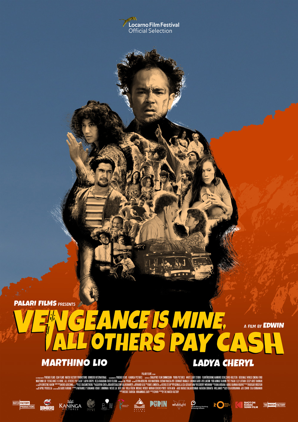 Vengeance is Mine, All Others Pay Cash Film