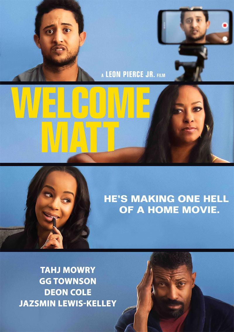 Welcome Matt Poster
