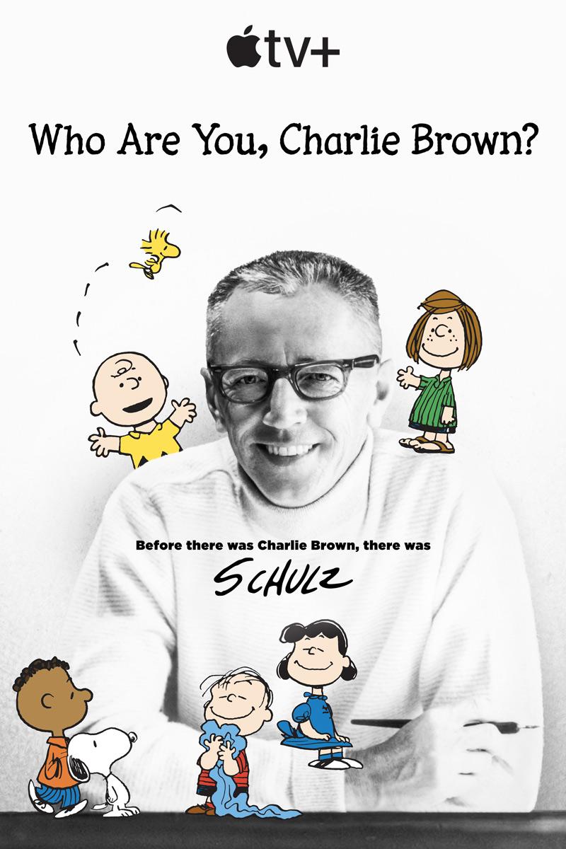 ¿Quién eres tú, Charlie Brown?  Póster