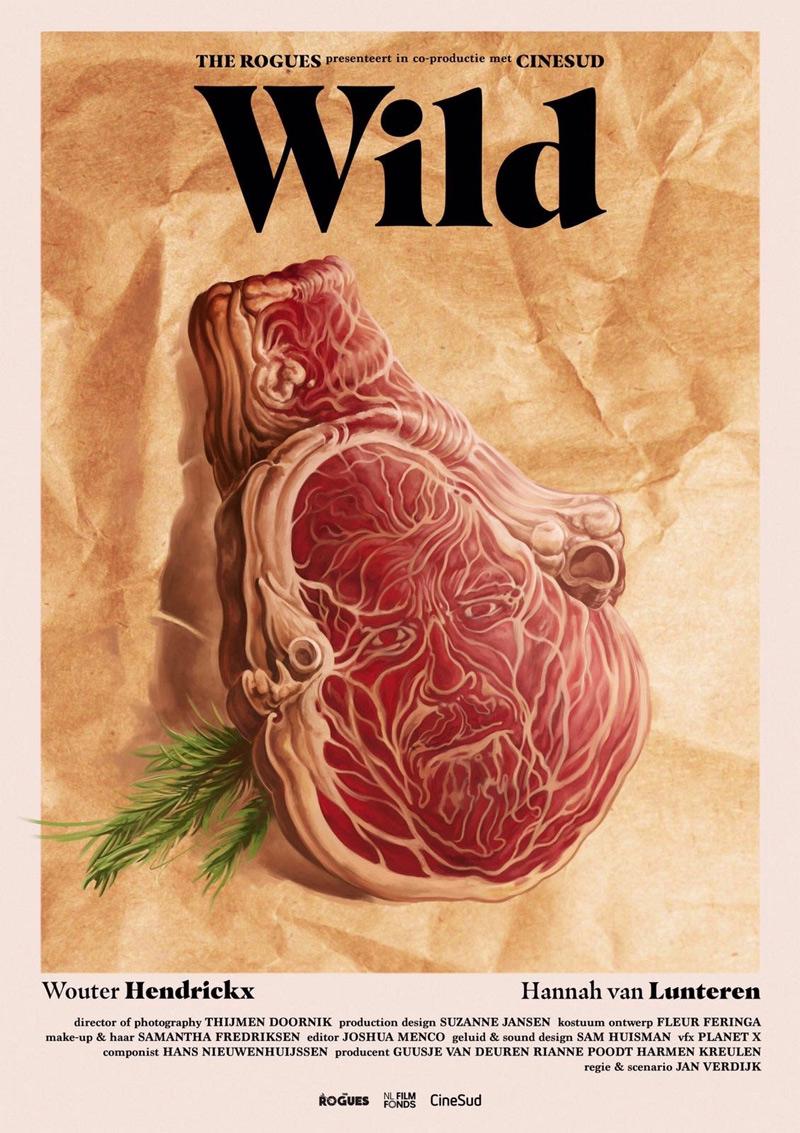 Wild Short Film Poster
