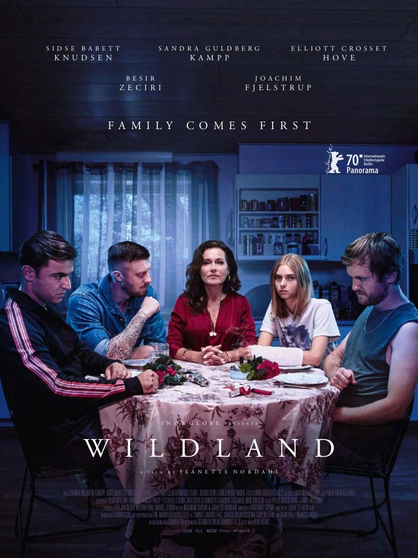 Wildland UK Poster