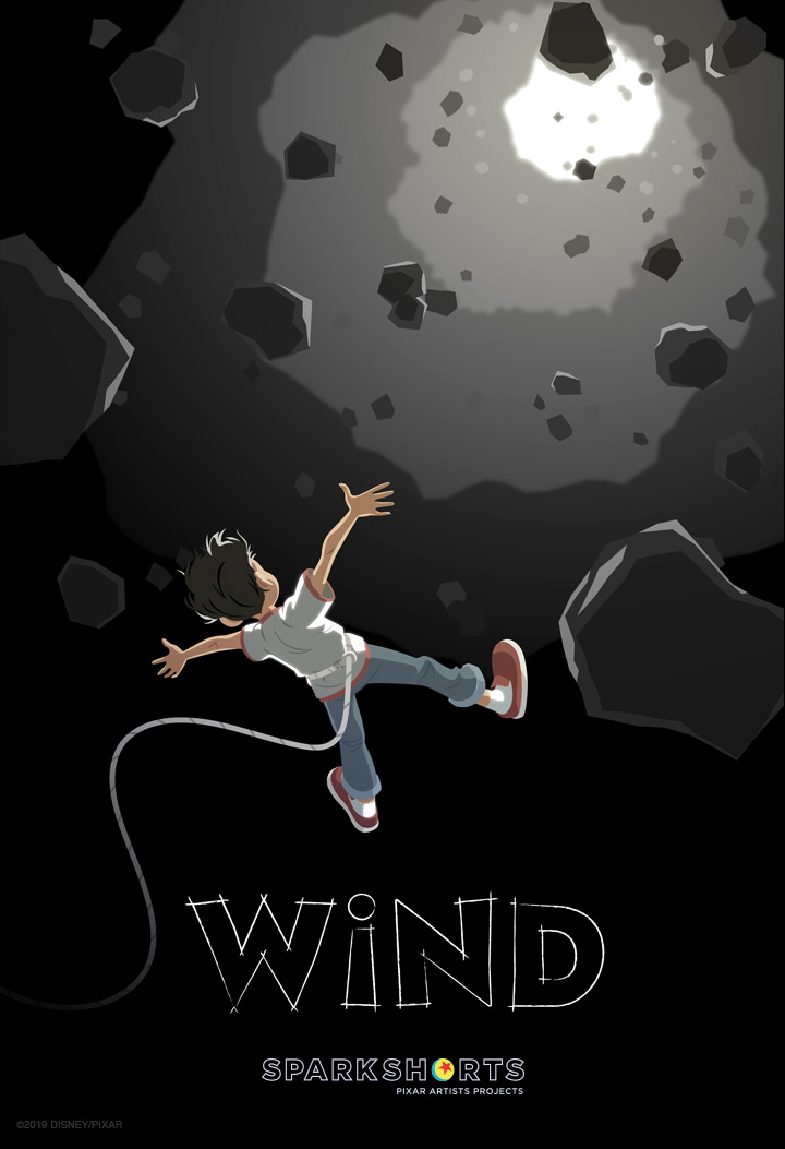 SparkShorts Wind Poster