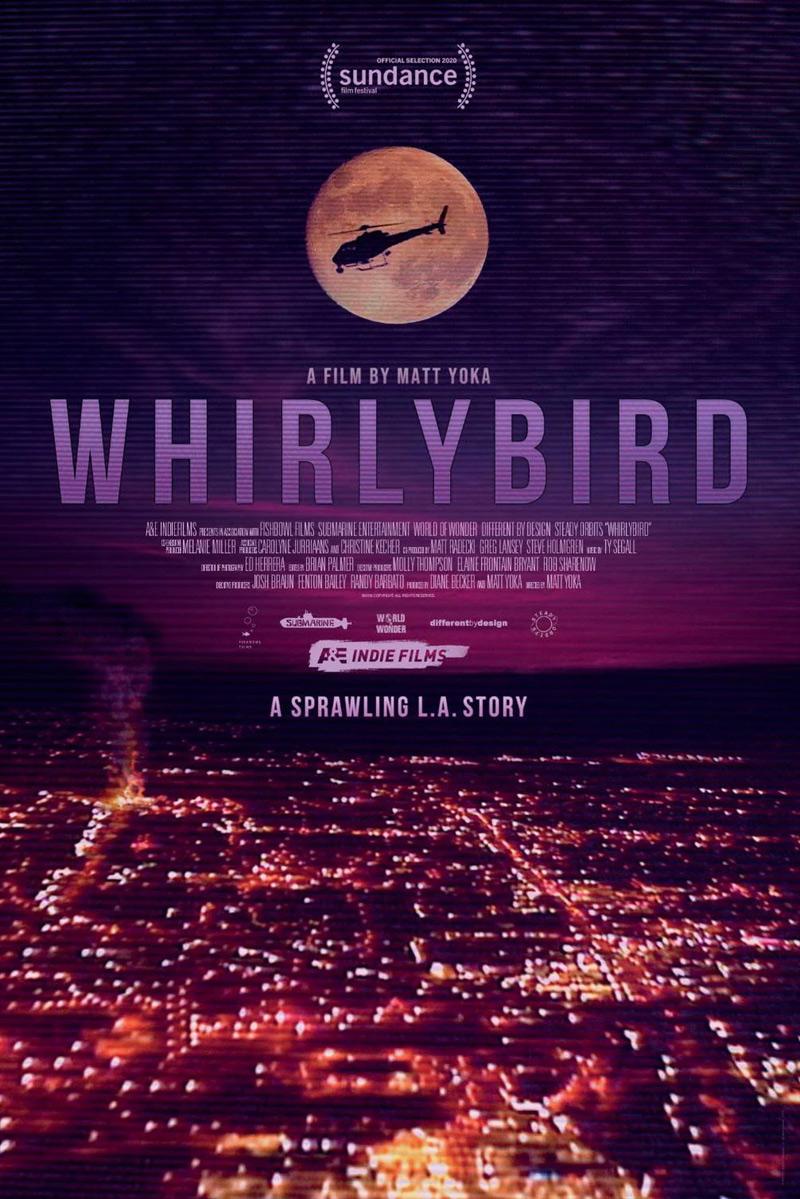 Whirlybird Doc Poster