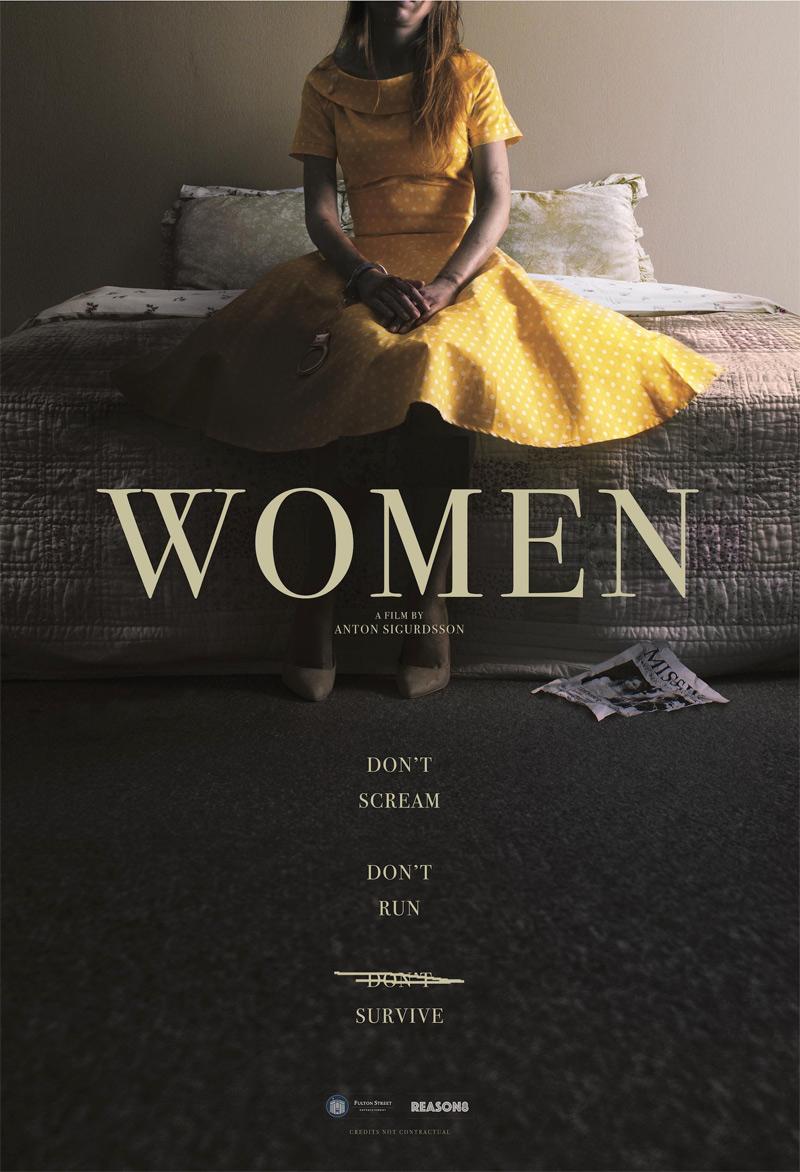 Women Horror Poster