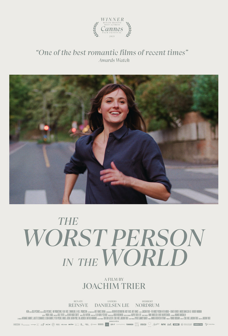 The Worst Person in the World Poster
