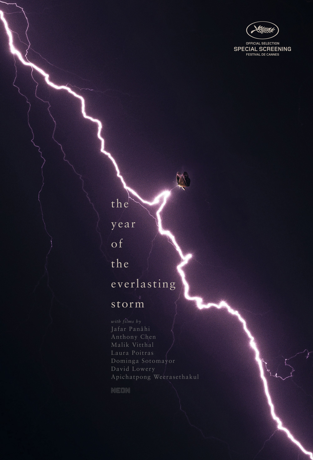 The Year of the Everlasting Storm Poster