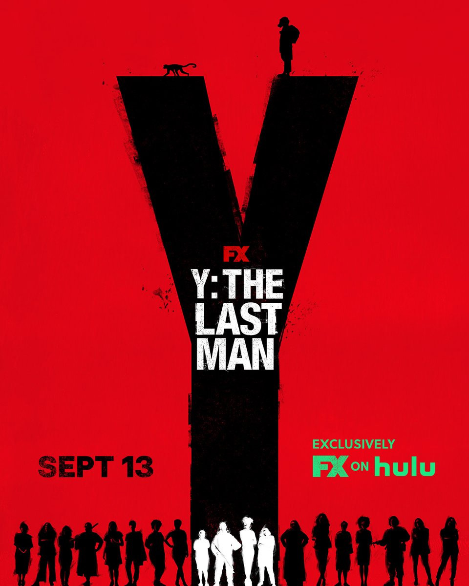 Y: The Last Man Poster