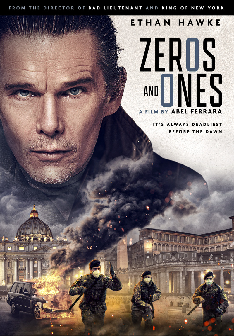 Zeros and Ones Poster