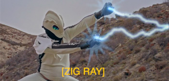 Zigman vs. The Spacecraft Short