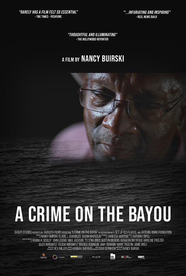 A Crime on the Bayou Poster