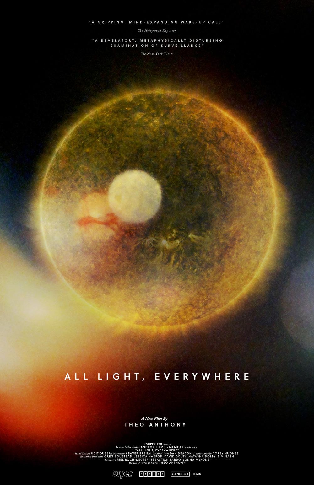 All Light, Everywhere Poster
