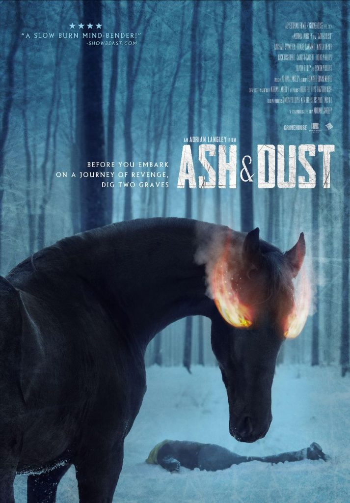 Ash & Dust Poster