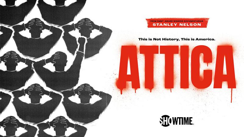 Attica Poster