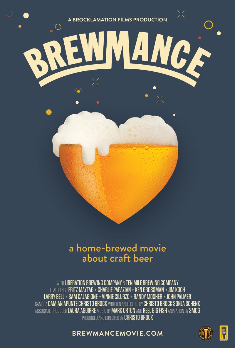 Brewmance Doc Poster