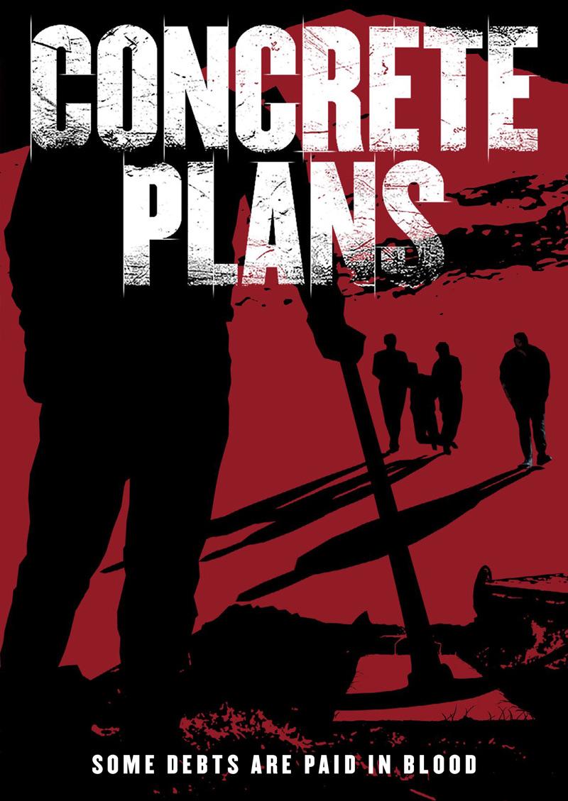 Concrete Plans Poster