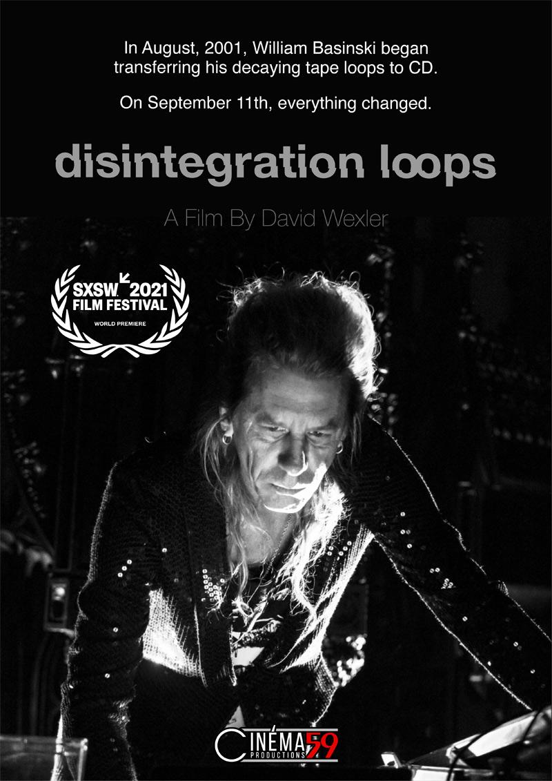 Disintegration Loops Poster