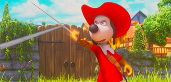 Dogtanian and the Three Muskehounds Trailer