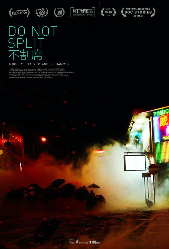 Do Not Split Poster
