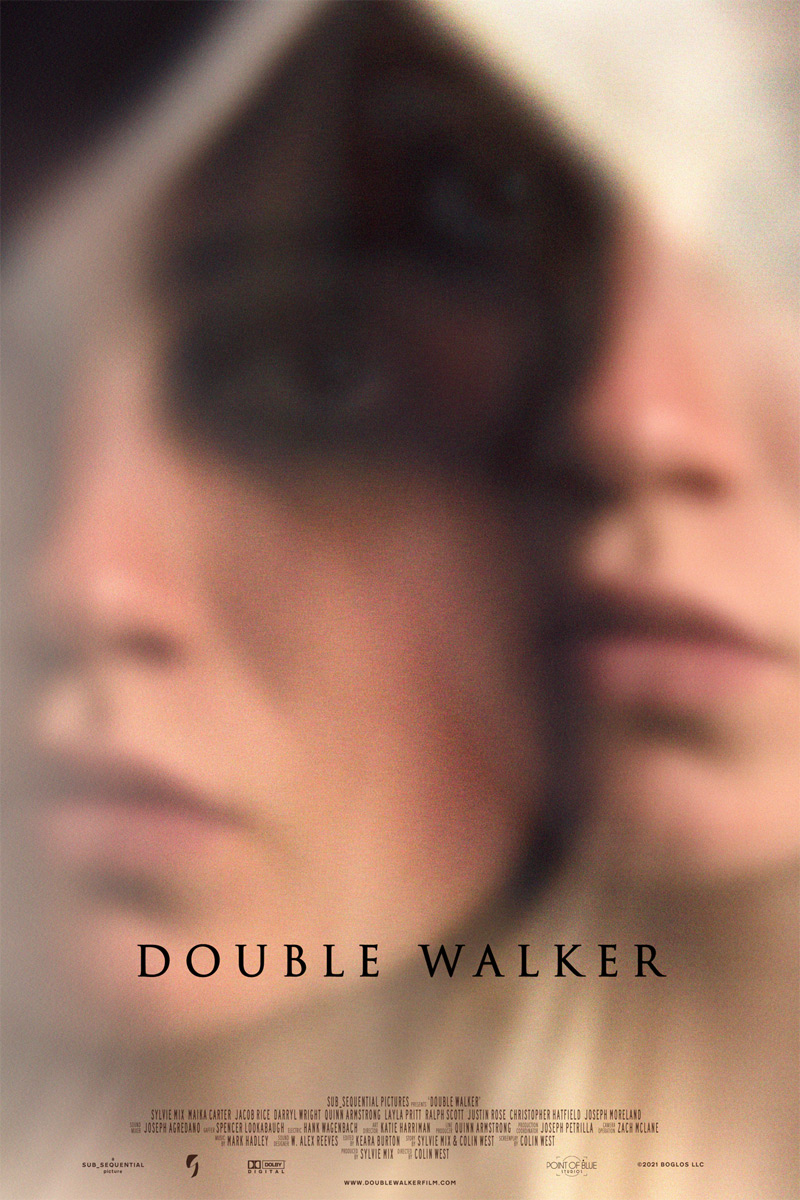 Double Walker Poster