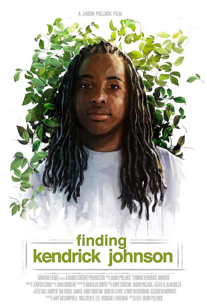 Finding Kendrick Johnson Poster