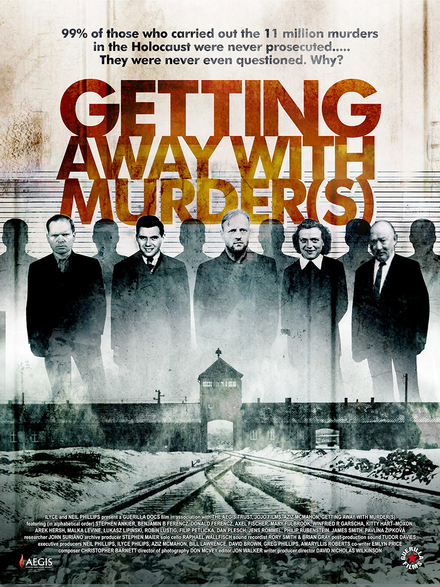 Getting Away with Murder(s) Poster