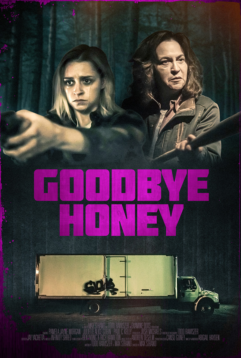 Goodbye Honey Poster