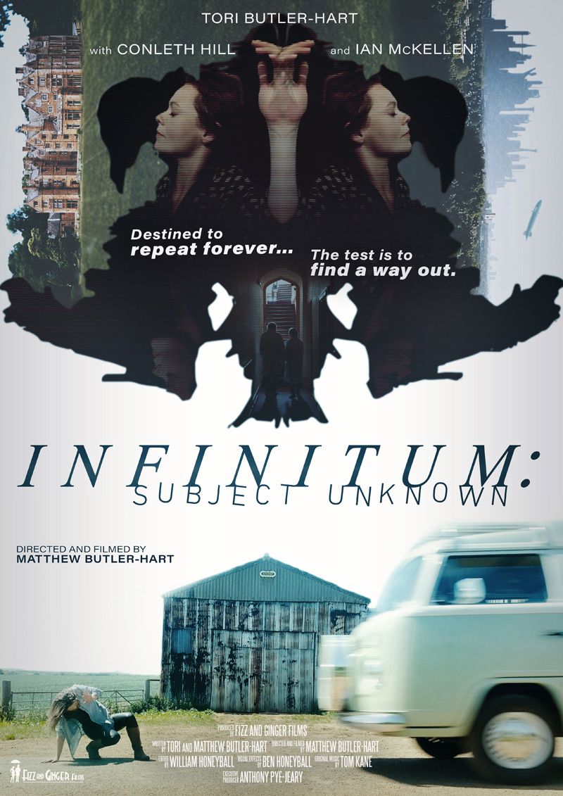Infinitum: Subject Unknown Poster