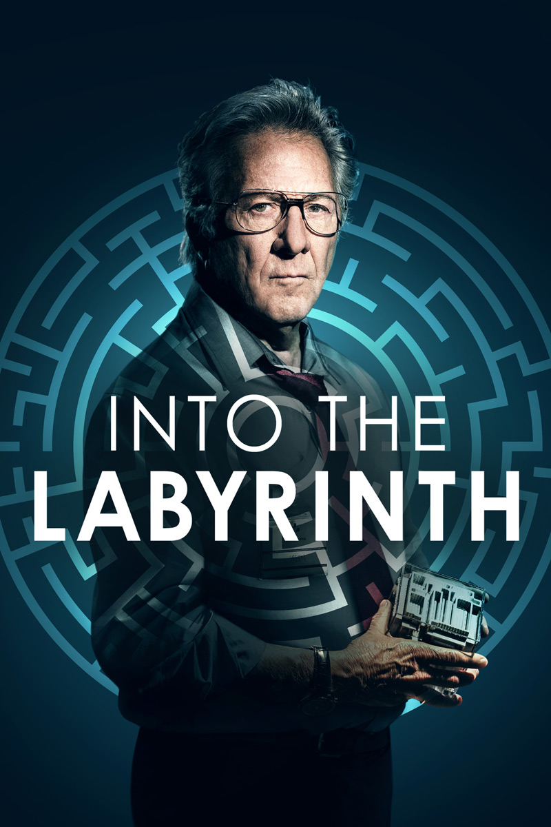 Into the Labyrinth UK Poster