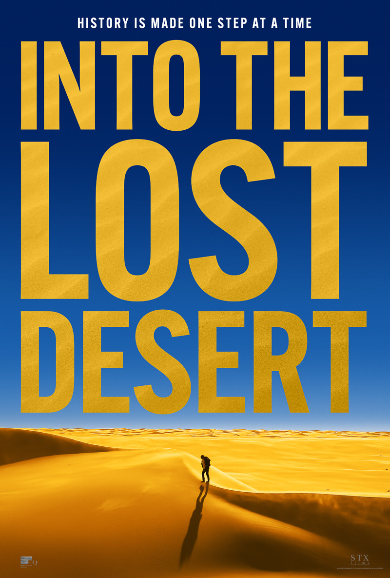Into the Lost Desert Poster