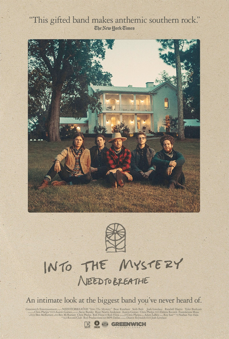 Into The Mystery Poster