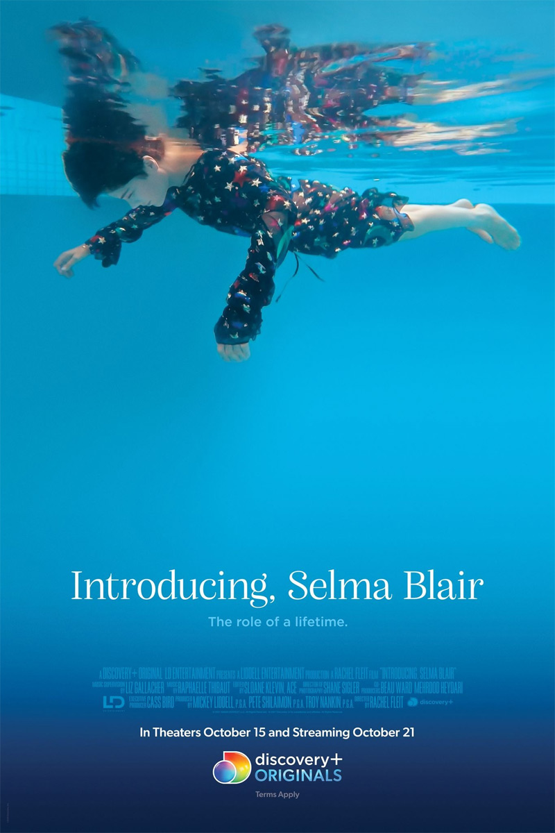 Introducing, Selma Blair Poster