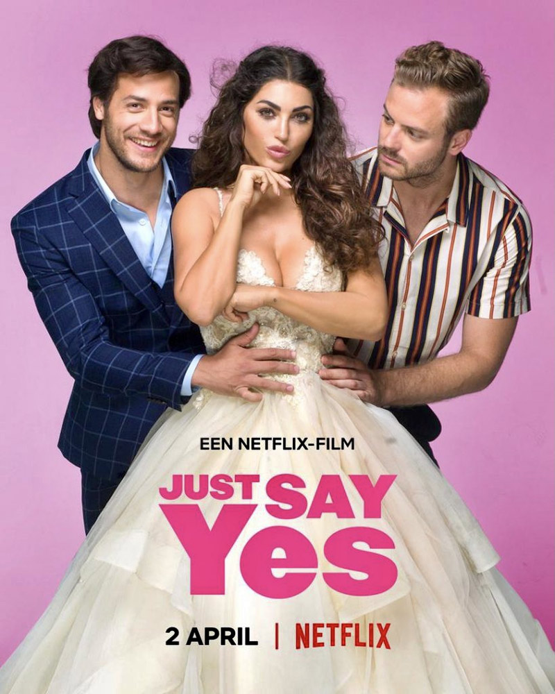 Just Say Yes Poster