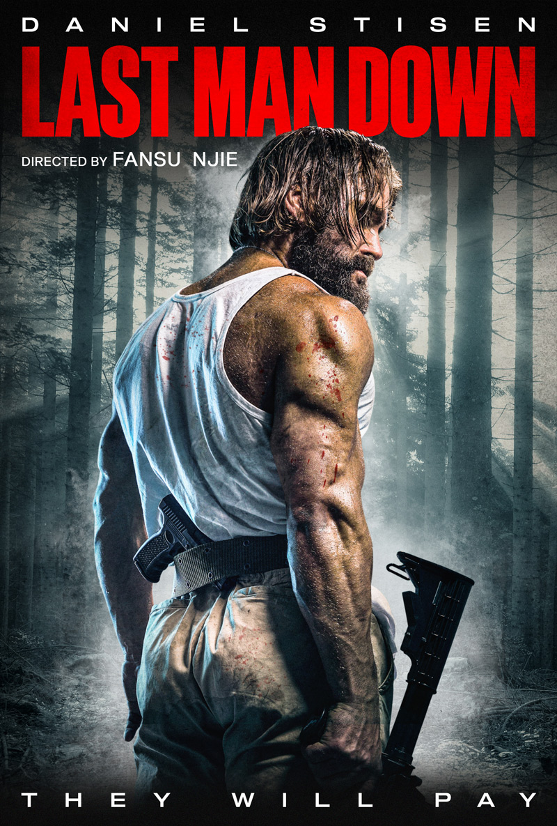 Last Man Down Poster