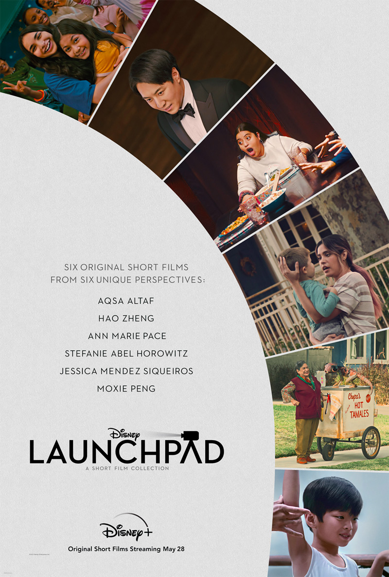 Launchpad Poster