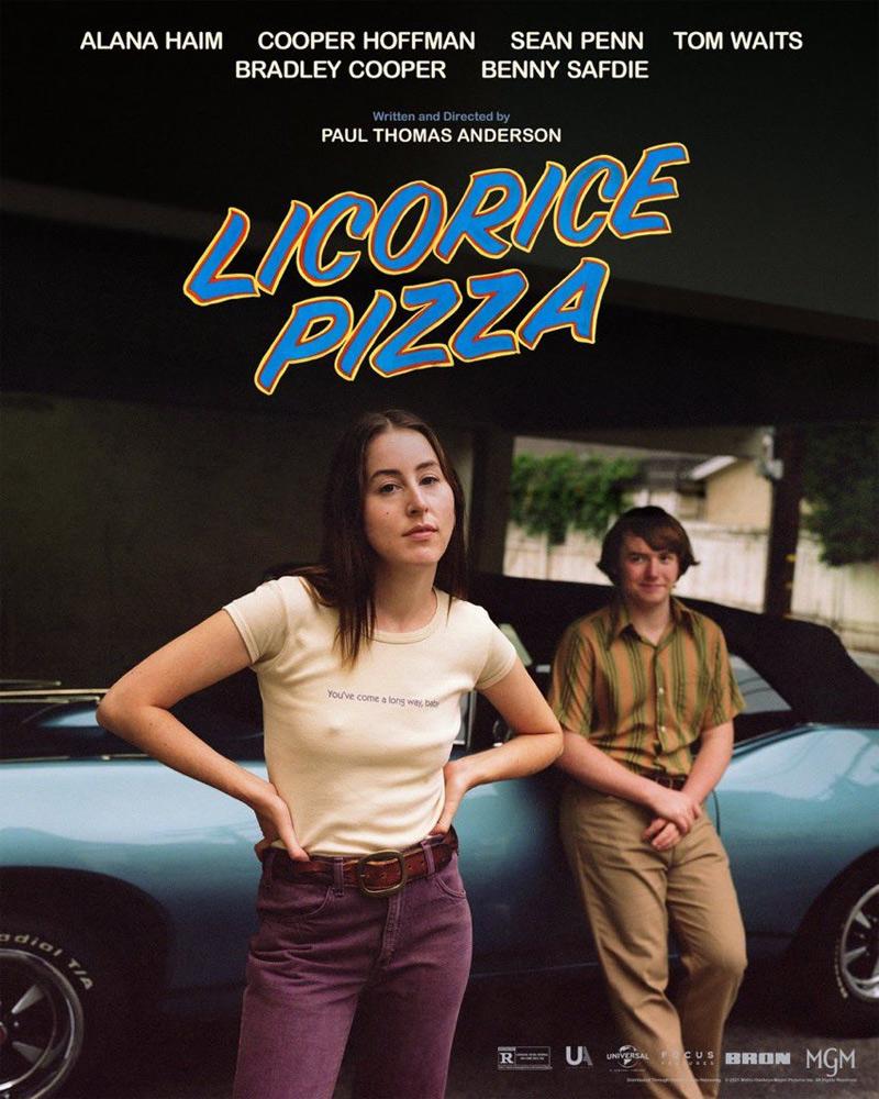 Licorice Pizza Movie