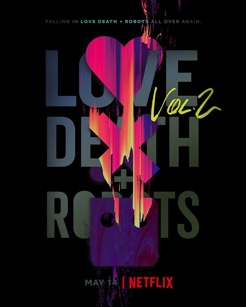 Love Death + Robots: Volume 2