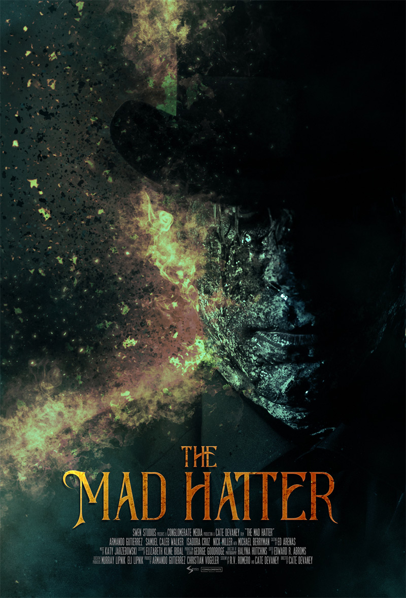Poster Mad Hatter