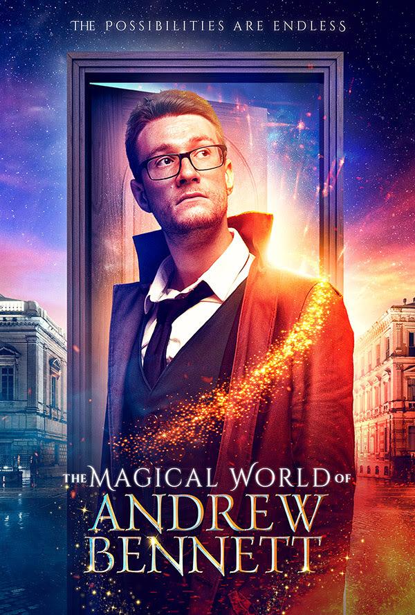 The Magical World of Andrew Bennett Poster