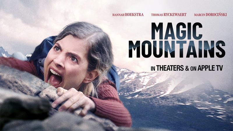 Magic Mountains Poster