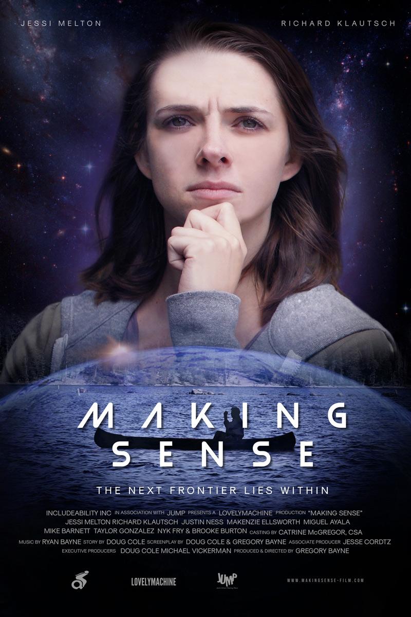 Making Sense Poster