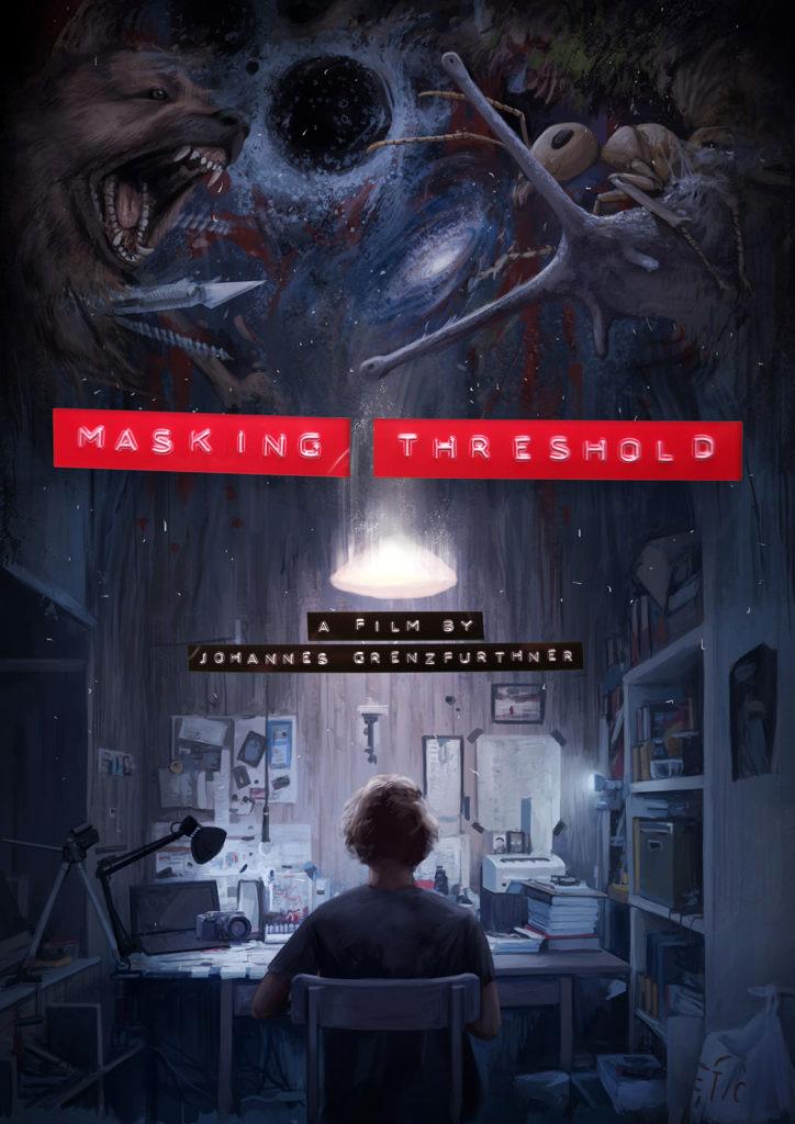 Masking Threshold Poster