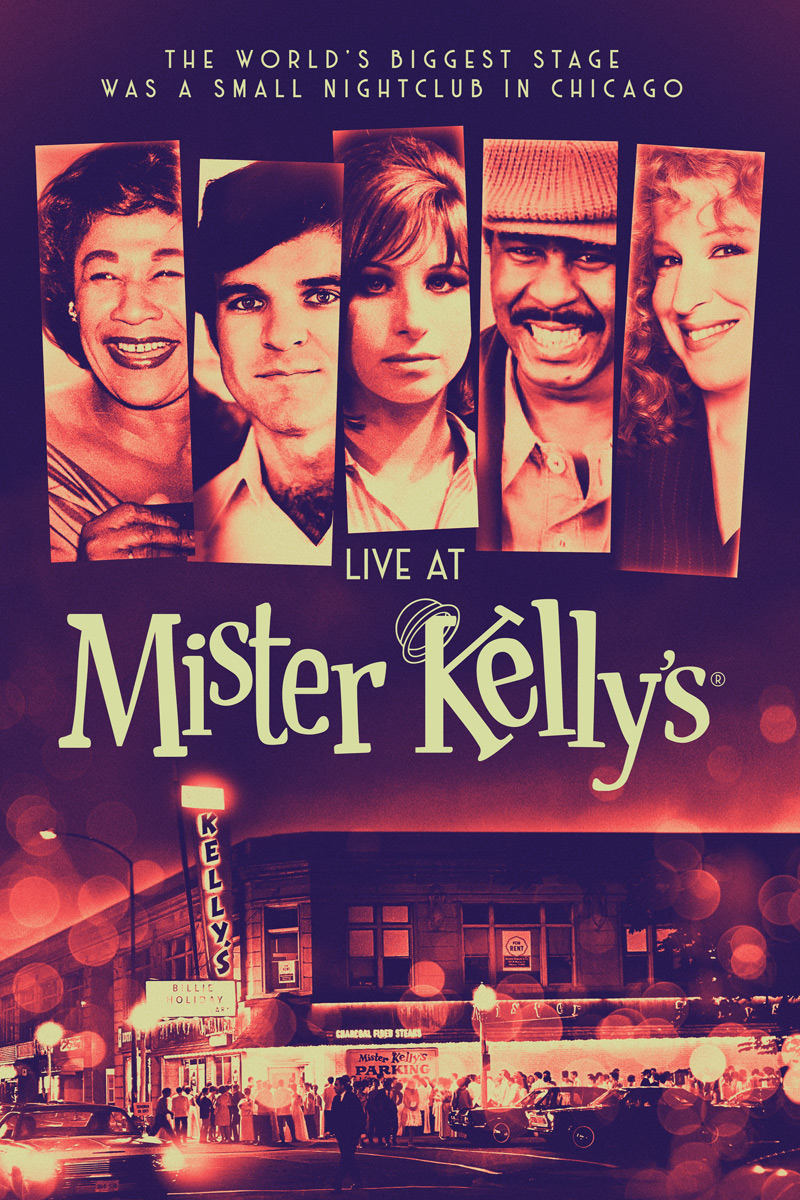 Live at Mister Kelly's Poster