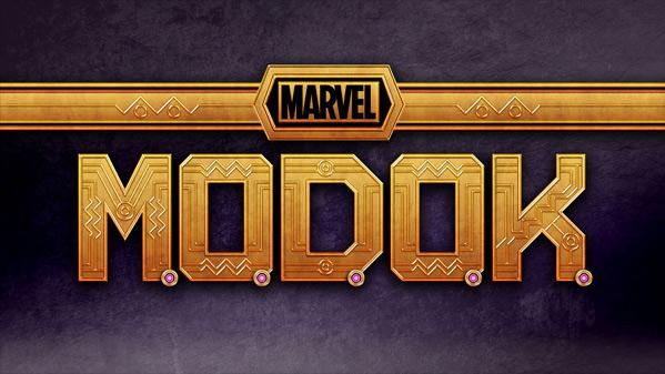 Marvel's M.O.D.O.K. Poster