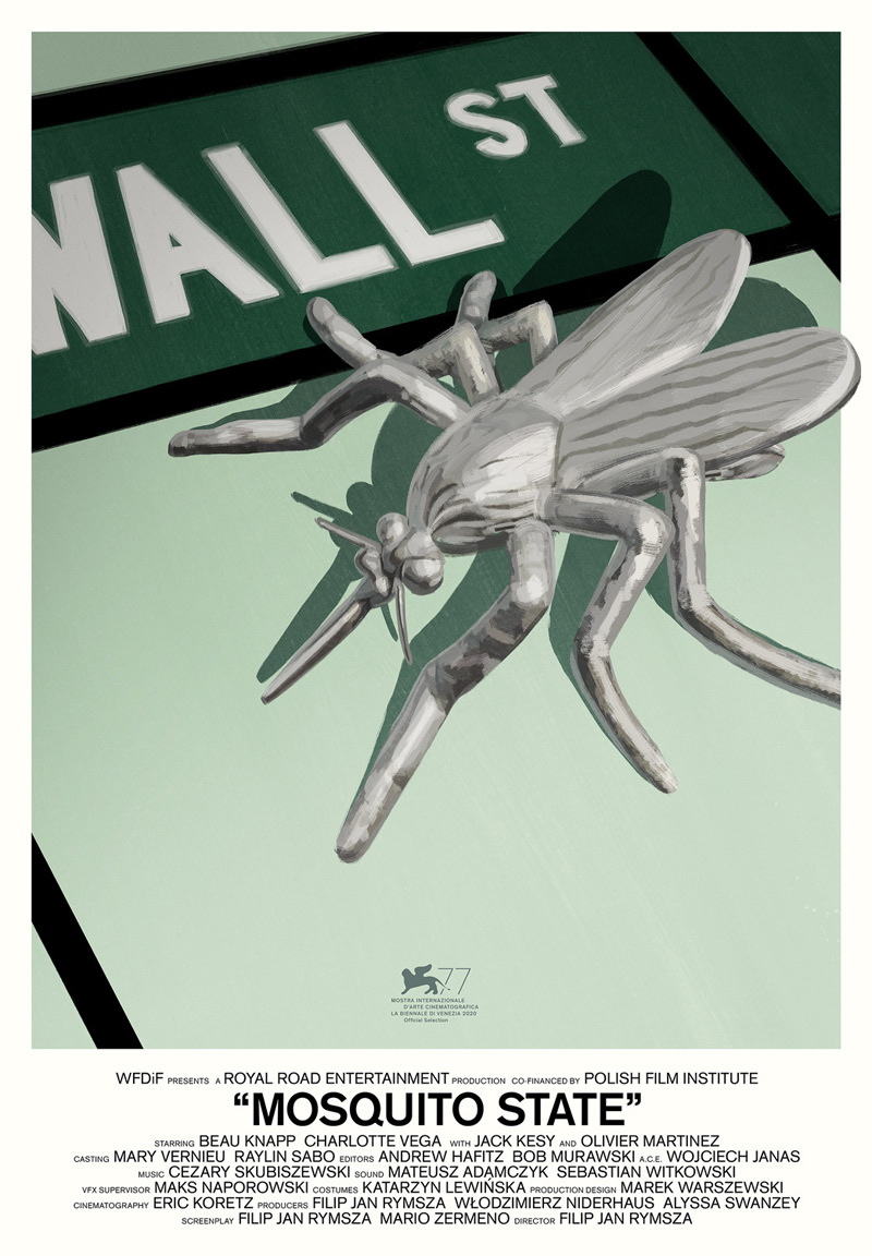 Mosquito State Poster